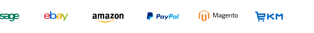 Ebay Amazon Paypal Magento EKM Powershop sage integration